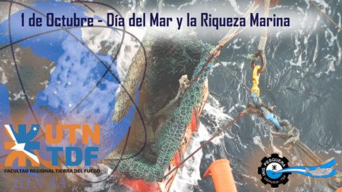 día del mar y la riqueza marina