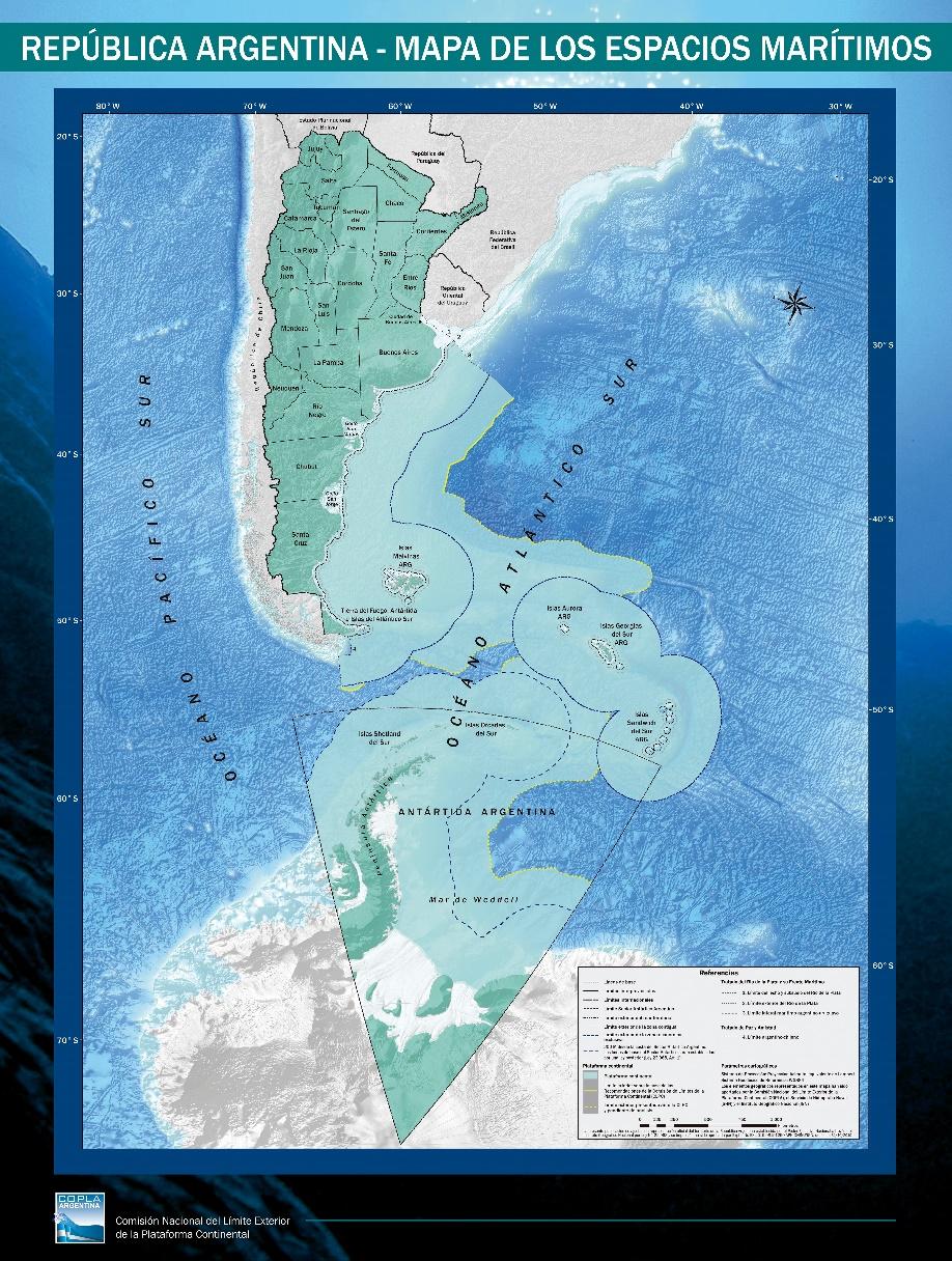 Mapa bicontinental